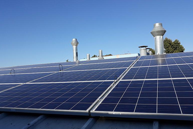 Instalação de Sistema Fotovoltaico em Paços de Ferreira